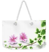 Ivy And Mallow Weekender Tote Bag