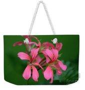 Ivy Geraniums Weekender Tote Bag