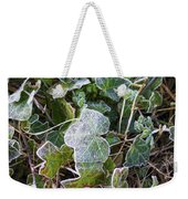 Ivy Leaves Weekender Tote Bag