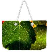 Ivy Light Weekender Tote Bag