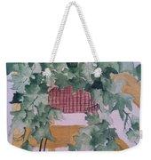 Ivy Weekender Tote Bag by Sherry Harradence