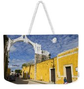 Izamal And It's Famous Arch Weekender Tote Bag