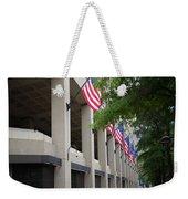 J Edgar Hioover Fbi Building Weekender Tote Bag