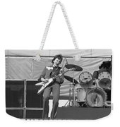 J. Geils At Day On The Green 1976 Weekender Tote Bag