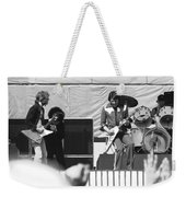 Day On The Green 6-6-76 Weekender Tote Bag