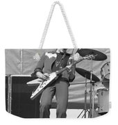 J. Geils In Oakland 1976 Weekender Tote Bag
