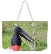 Jabiru Stork Weekender Tote Bag