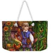 Jack And The Beanstalk By Carol Lawson Weekender Tote Bag