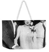 Jack Dempsey & Estelle Taylor Weekender Tote Bag