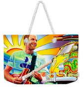 Jack Johnson Weekender Tote Bag