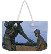 36u-245 Jack Nicklaus Sculpture Photo Weekender Tote Bag
