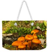 Jack Olantern Mushrooms 22 Weekender Tote Bag