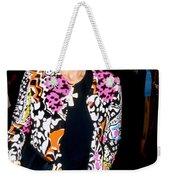 Jackie Kennedy Onassis 1990 Weekender Tote Bag