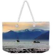 Jackson Bay South Westland New Zealand Weekender Tote Bag
