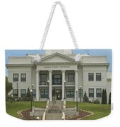 Jackson County Courthouse Weekender Tote Bag