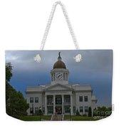 Jackson County Courthouse North Carolina Weekender Tote Bag
