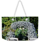 Jackson Hole Wyoming Weekender Tote Bag