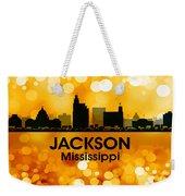 Jackson Ms 3 Weekender Tote Bag