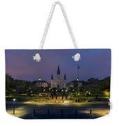Jackson Square Sunrise Weekender Tote Bag