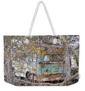 Jacob's Bus Weekender Tote Bag