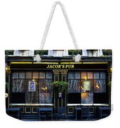 Jacob's Pub Weekender Tote Bag