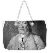 Jacques De Vaucanson (1709-1782) Weekender Tote Bag