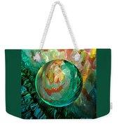 Jaded Jewels Weekender Tote Bag by Robin Moline