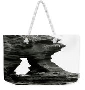 Jagged Edge Weekender Tote Bag