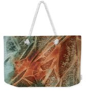 Jagged Edges Weekender Tote Bag