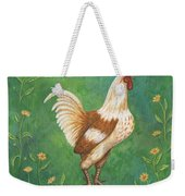 Jagger The Rooster Weekender Tote Bag
