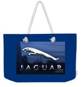 A Gift For Dads And Jaguar Fans Weekender Tote Bag