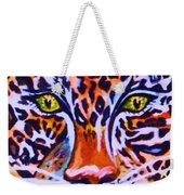 Jaguar Eyes-  Weekender Tote Bag