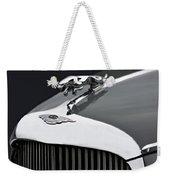 Jaguar Mk Ix Hood Weekender Tote Bag