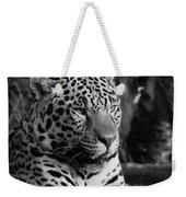 Jaguar Mono Weekender Tote Bag