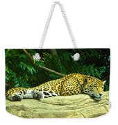 Jaguar Weekender Tote Bag