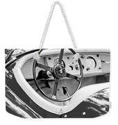 Jaguar Steering Wheel 2 Weekender Tote Bag