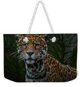 Jaguar Two Weekender Tote Bag