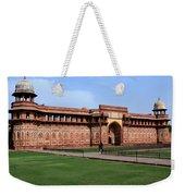 Jahangir Palace Red Fort Agra Weekender Tote Bag