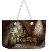 Jail - Eastern State Penitentiary - Cabinet Members  Weekender Tote Bag