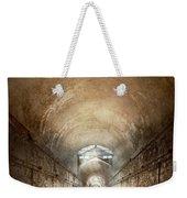 Jail - Eastern State Penitentiary - End Of A Journey Weekender Tote Bag