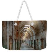 Jail - Eastern State Penitentiary - Endless Torment Weekender Tote Bag