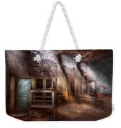 Jail - Eastern State Penitentiary - Sick Bay Weekender Tote Bag by Mike Savad