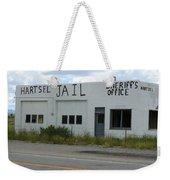 Jail Weekender Tote Bag
