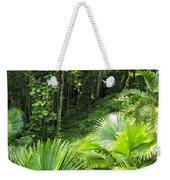 Jamaican Jungle Weekender Tote Bag