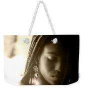 Jamaican Woman Weekender Tote Bag