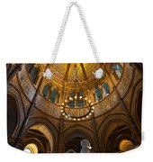 James A Garfield Monument Weekender Tote Bag
