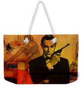James Bond Weekender Tote Bag