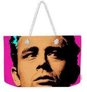 James Dean 001 Weekender Tote Bag