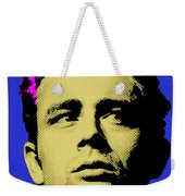 James Dean 002 Weekender Tote Bag