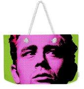 James Dean 003 Weekender Tote Bag